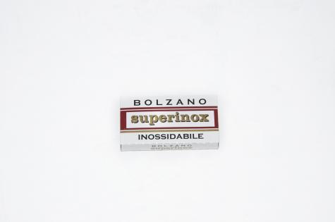 Lamette rasoio Bolzano . 5pezzi