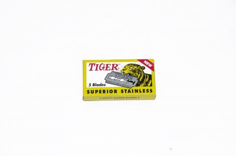 Lamette rasoio Tigre . 5pezzi